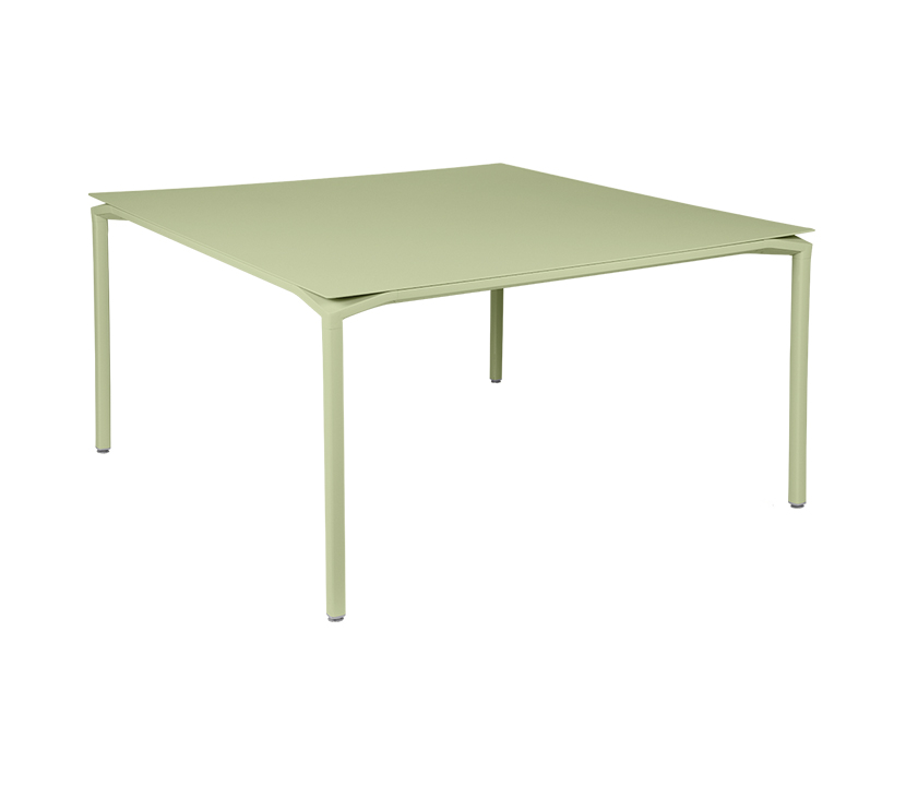 Fermob_Luxembourg Calvi Table 55x55_Gallery Image 11_Willow Green