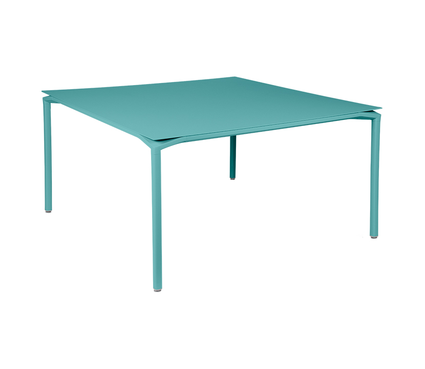 Fermob_Luxembourg Calvi Table 55x55_Gallery Image 15_Lagoon Blue