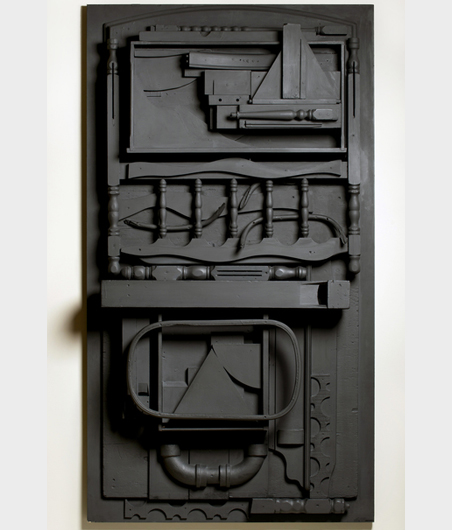 Wexler Gallery_Louise Nevelson_Untitled