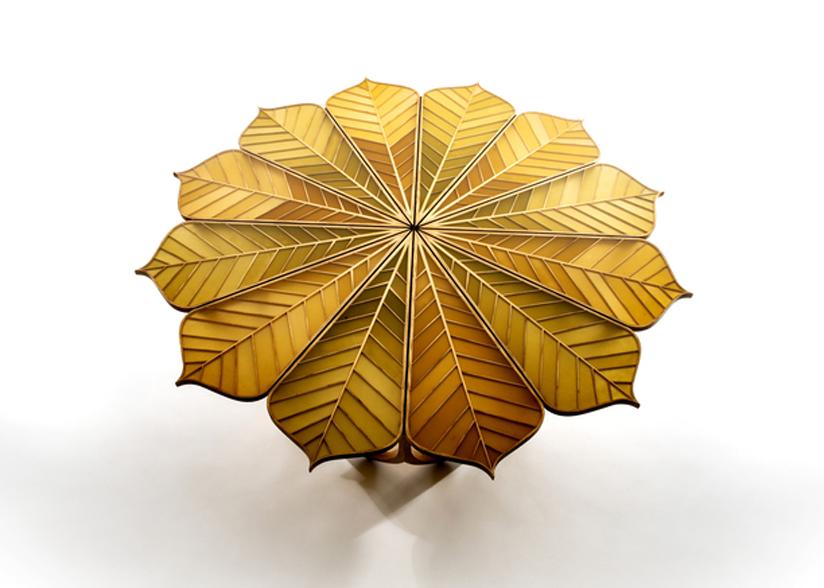 Wexler Gallery_Michael Hurwitz_Twelve Leaf Table