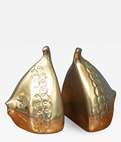 The Gallery at 200 Lex_Fish Motif Bookends_Thumbnail
