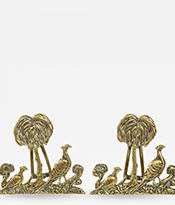 The Gallery at 200 Lex_Pair of Brass Door Knockers_Thumbnail