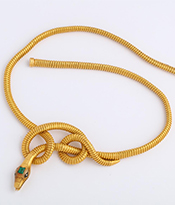 The Gallery at 200 Lex_Snake Necklace_Thumbnail