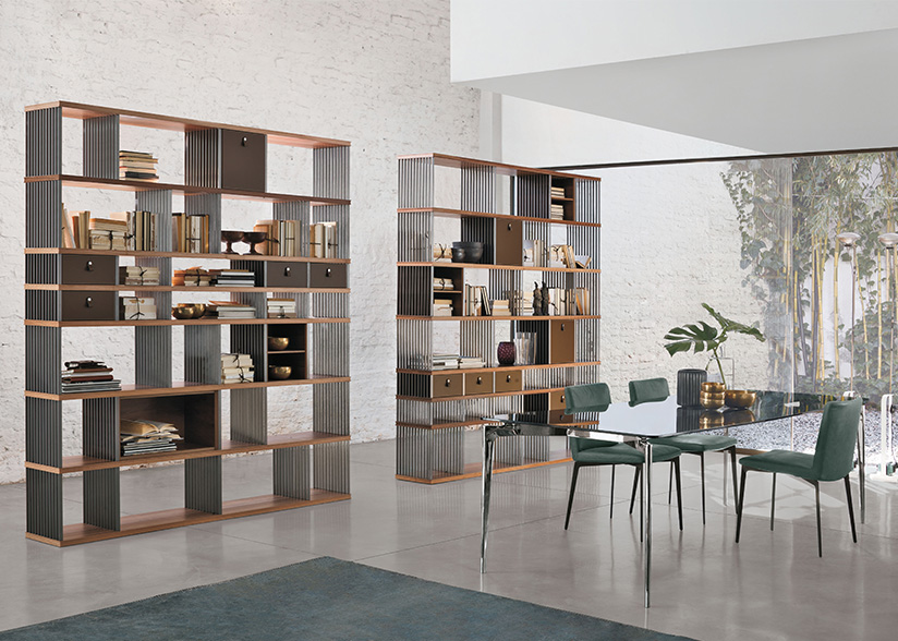 Cliff Young_New Product_Mattias Bookcase Lifestyle
