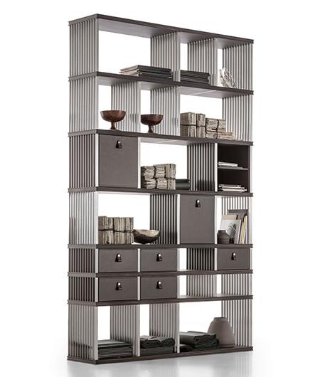 Cliff Young_New Product_Mattias Bookcase Silo