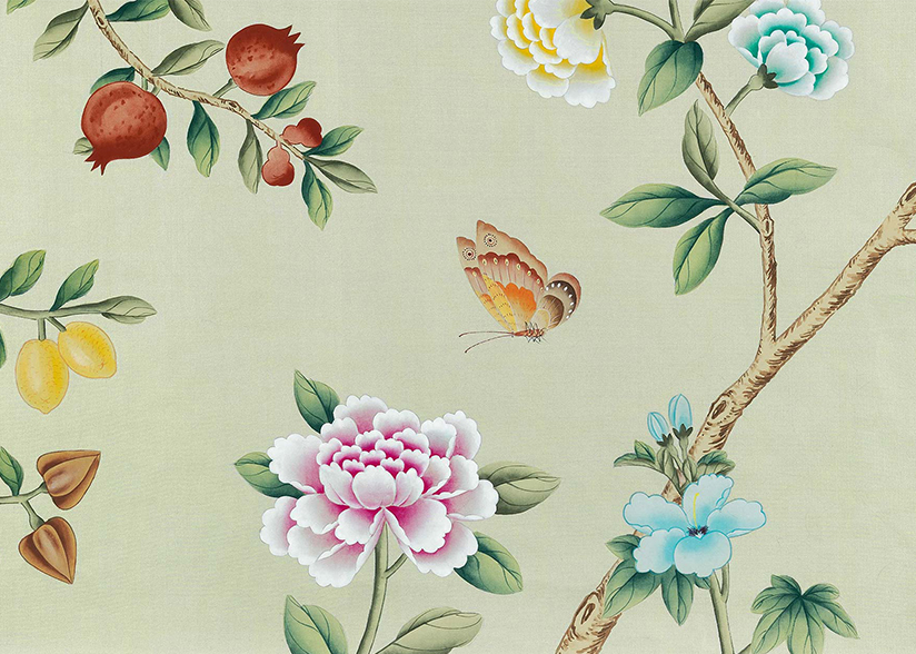 Fromental Flagship_Chinoiserie Confetti Main Image