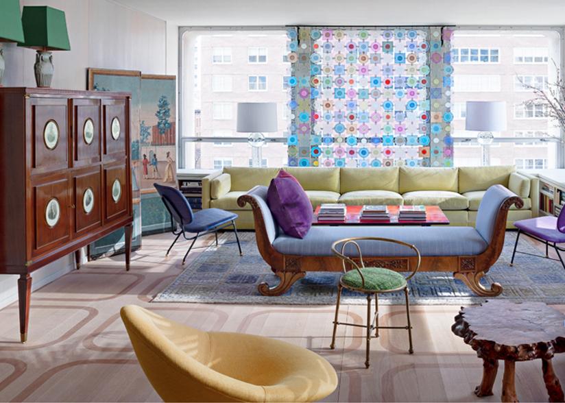 Richard McGeehan Home_Main Room