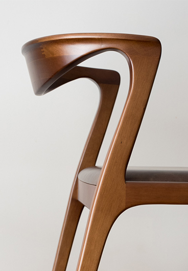 Sossego_Brazilian Design_Duda Chair Detail