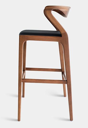 Sossego_Brazilian Design_Duda bar stool