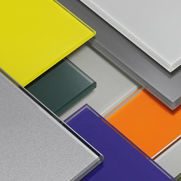 Bendheim_Painted Glass Backsplash