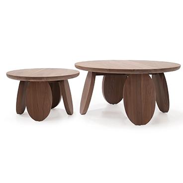 200 Lex_Verellen_Olive 36in Round 24in Round Coffee Tables